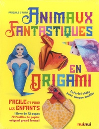 Pasquale D'Auria - Animaux fantastiques en origami - Facile et pour les enfants.