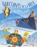 Pasquale D'Auria - Habitants de la mer en origami - Facile et pour les enfants.