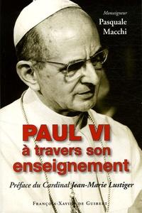 Paul VI à travers son enseignement.pdf