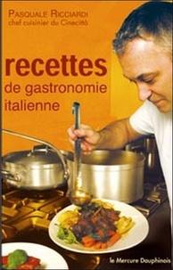 Recettes de gastronomie italienne.pdf