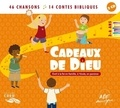 Pastorale Bretagne Pays Loire - Eveil à la foi - 3-5 ans. 2 CD audio