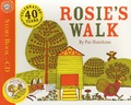 Pat Hutchins - Rosie's Walk. 1 CD audio