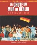 Pat Levy - La chute du mur de Berlin - 9 novembre 1989.