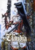 Pat Mills et  Tacito - Claudia, chevalier vampire Tome 4 : La marque de la bête.