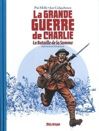 Pat Mills et Joe Colquhoun - La grande guerre de Charlie Intégrale : La Bataille de la Somme.