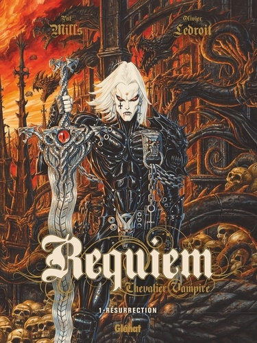 Requiem Tome 1 Résurrection
