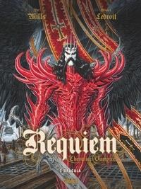 Pat Mills et Olivier Ledroit - Requiem Tome 3 : Dracula.