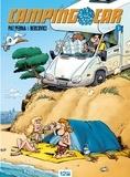 Pat Perna et Philippe Bercovici - Camping-car - Tome 03.