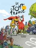 Pat Perna - Le Tour de France Tome 1 : Les coulisses du Tour de France - Tome 1.