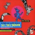 Patric Rochedy et Sophie Auvin - Le lapin qui voulait devenir très très grand - (Suivi du renard arc-en-ciel). 1 CD audio