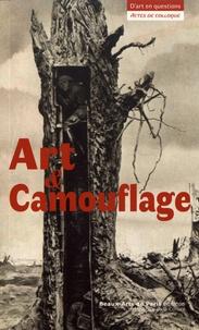 Patrice Alexandre et Jean-Yves Jouannais - Art & Camouflage.