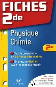 Patrice Brossard - Physique-Chimie 2de.