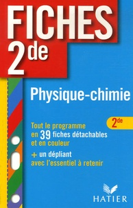 Patrice Brossard - Physique-Chimie - Seconde.