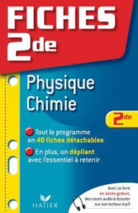 Patrice Brossard - Physique-chimie.