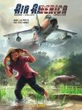 Patrice Buendia et  Wallace - Air America Tome 1 : Sur la piste Ho Chi Minh.