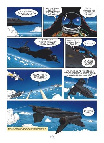 Les aventures de Buck Danny  Les oiseaux noirs. Tome 2