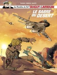 Patrice Buendia et Frédéric Zumbiehl - Les Chevaliers du Ciel Tanguy et Laverdure Tome 7 : Le sabre du désert.