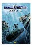 Patrice Buendia et Nelson E Castillo Tagle - Section trident Tome 3 : La Perle a disparu.