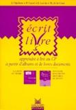 Patrice Cayré et Joëlle Garcia - Écrit livre - Apprendre à lire au CP à partir d'albums et de livres documents.