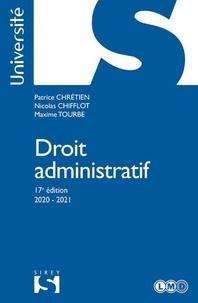 Patrice Chrétien et Nicolas Chifflot - Droit administratif.