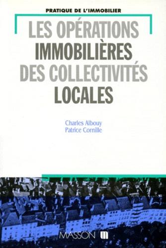 Les opérations immobilières des collectivités locales