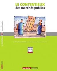 Patrice Cossalter - Le contentieux des marchés publics.