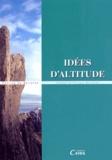 Patrice de Bellefon - Idées d'altitude.