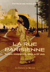 La rue Parisienne au XIXe siècle.pdf