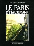 Patrice de Moncan et Claude Heurteux - Le Paris d'Haussmann.