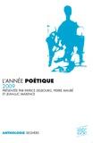 Patrice Delbourg et Pierre Maubé - L'année poétique 2009.