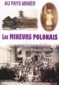Deedr.fr Les mineurs polonais - Après la guerre 14-18, Walenty, Marianna et leurs 8 enfants Image