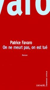 Patrice Favaro - .