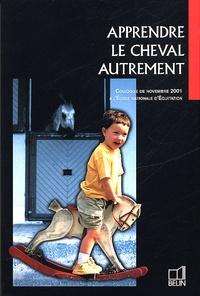 Deedr.fr Apprendre le cheval autrement. Colloque de novembre 2001 à l'Ecole Nationale d'Equitation Image