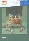 Patrice Gentilhomme - 15 albums pour l'école.
