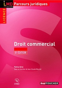 Patrice Giron - Droit commercial.