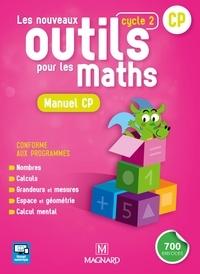 Patrice Gros et Natacha Besset - Les nouveaux outils pour les maths CP cycle 2 - Manuel.
