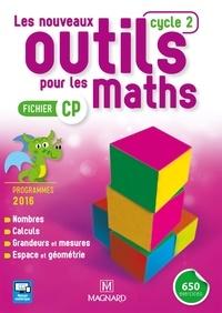 Patrice Gros - Les nouveaux outils pour les maths Fichier CP Cycle 2.