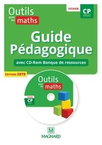 Patrice Gros - Outils pour les maths CP cycle 2 - Guide pédagogique. 1 Cédérom