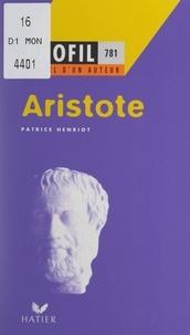 Patrice Henriot et Georges Décote - Aristote.