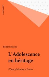 Patrice Huerre - .