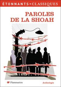 Patrice Kleff - Paroles de la Shoah.