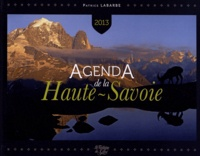 Patrice Labarbe - Agenda de la Haute-Savoie 2013.
