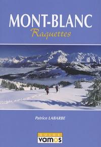 Patrice Labarbe - Mont-Blanc - Raquettes.