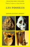 Patrice Lebrun et Joan Deville - Les fossiles.