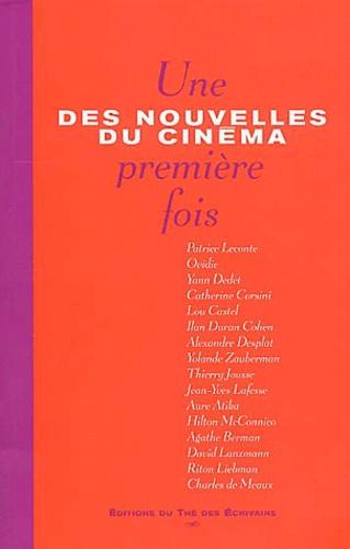 Patrice Leconte et  Ovidie - Des nouvelles du cinéma - Une première fois.