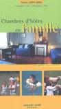 Patrice Lejeune - Chambres d'hôtes en famille - France 2004-2005.