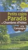 Patrice Lejeune - Petits coins de paradis en chambres d'hôtes à la campagne - France.