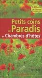 Patrice Lejeune - Petits coins de paradis en chambres d'hôtes - Campagne, mer, montagne.