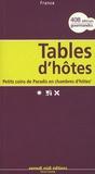 Patrice Lejeune - Tables d'hôtes France - Petits coins de Paradis en chambres d'hôtes.