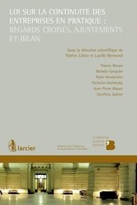 Loi sur la continuité des entreprises en pratique : regards croisés, ajustements et bilan.pdf